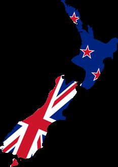 Nueva-Zelanda-mapa-y-bandera