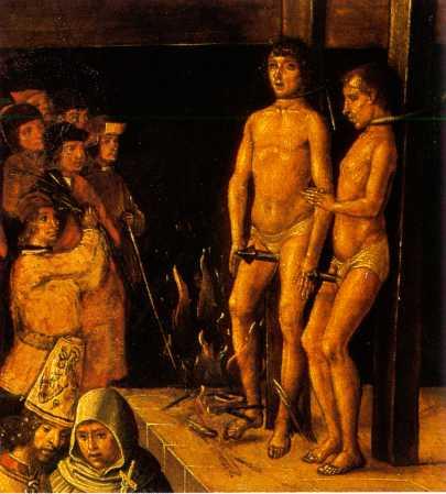 сексуальные пытки древности фото