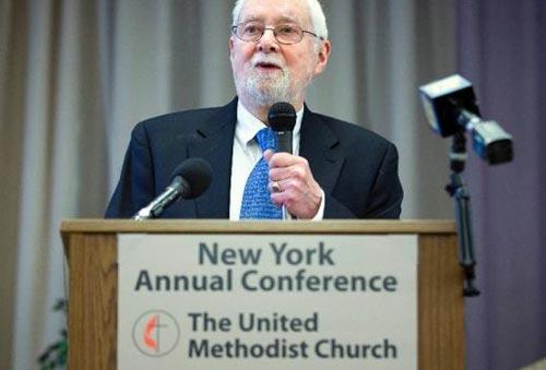 Iglesia metodista unida gay