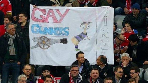 Pancarta-Bayern-Munich-Arsenal