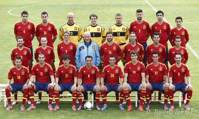 seleccionespanola2012