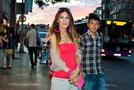 Cagla transexual asesinada estambul