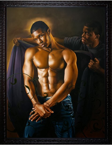 Kehinde Wiley  Ecce Homo (2009 – New York C