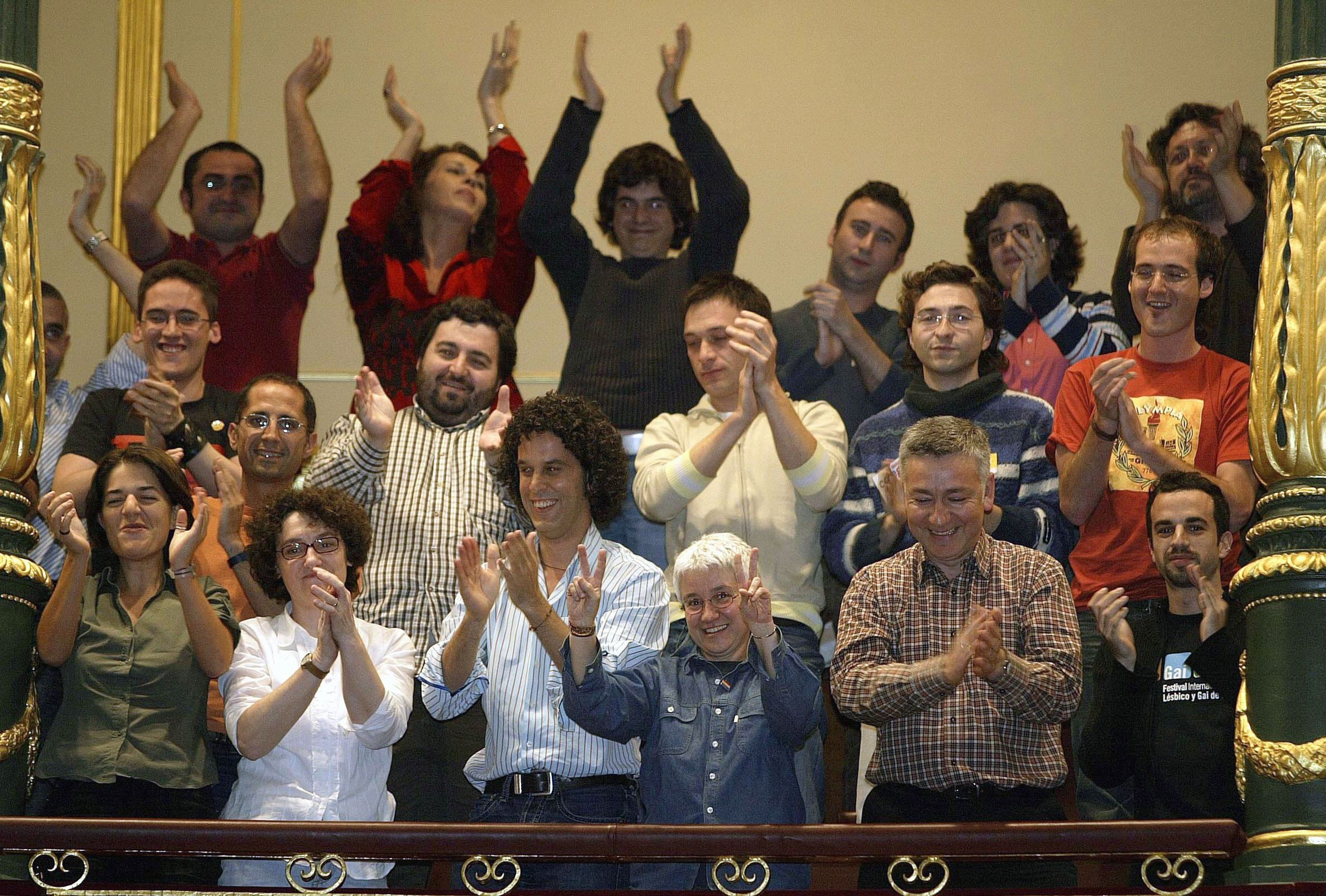 SPAIN-HOMOSEXUALITY-LAW-53