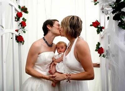 lesbianas con hijos