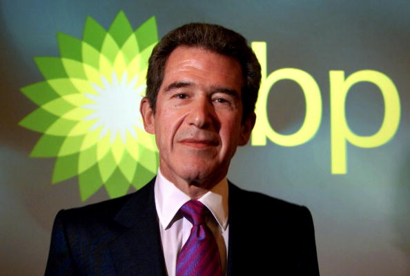 Group Chief Executive of British Petroleum (BP) ,