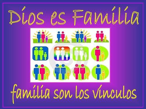 Dios es Familia