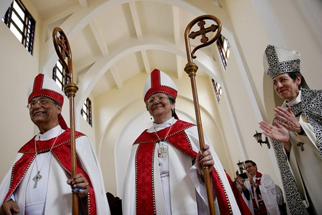 Episcopal Church Consecrates First Female In Developing World