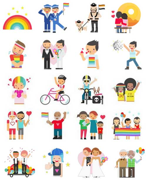 Facebook-Stickers-LGTB
