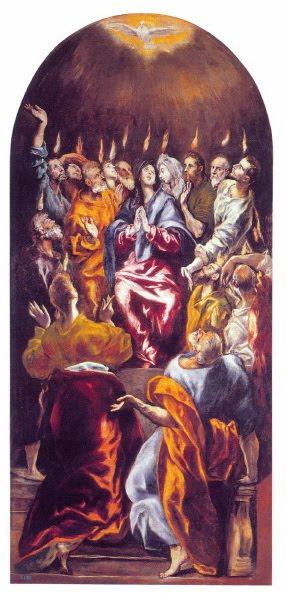 Pentecostés El Greco0001
