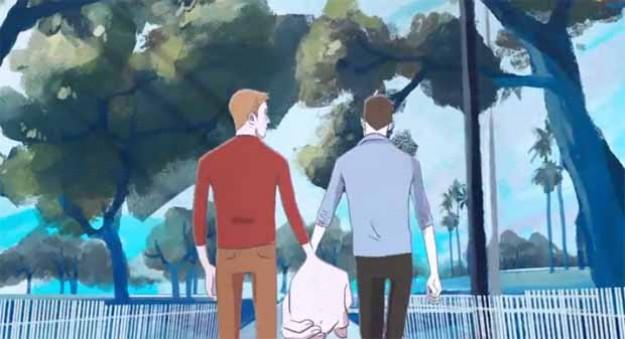 historia amor gay: