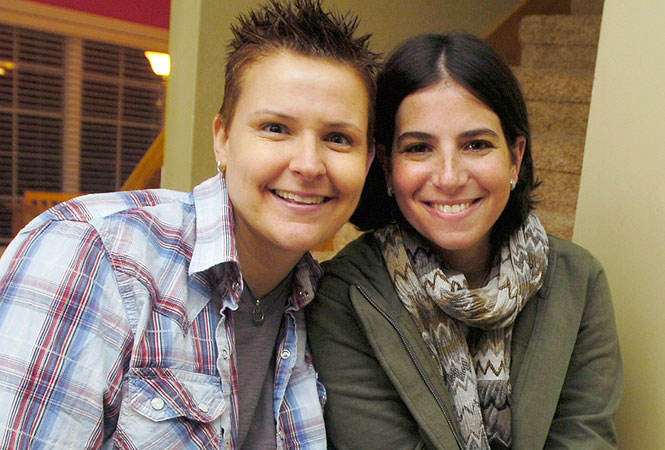 Niki-Quasney-y-Amy-Sandler-matrimonio-en-Indiana