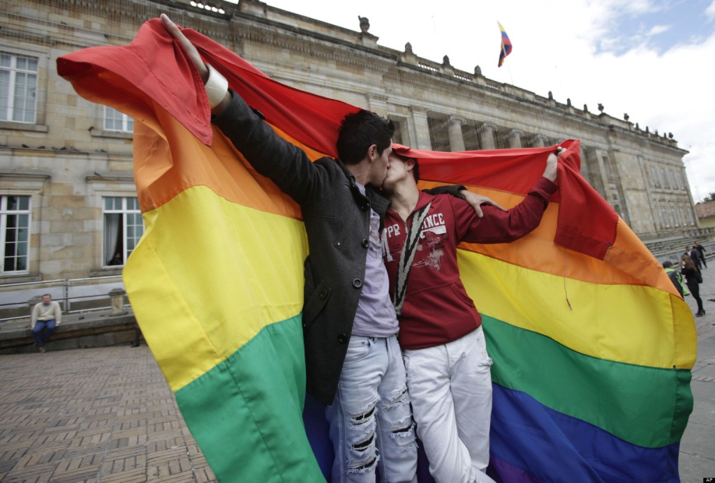 Colombia Gay Marriage