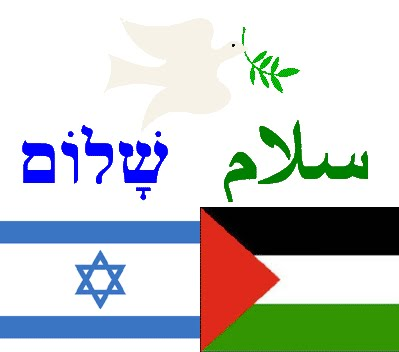 shalom israel and palestine