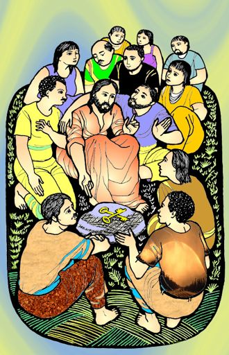 Resultado de imagen para EN aquel tiempo, Jesús y sus discípulos se dirigieron