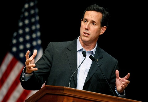 Santorum And Gingrich Address Gulf Coast Energy Summit