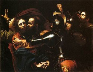 330px-Caravaggio_-_Taking_of_Christ_-_Dublin