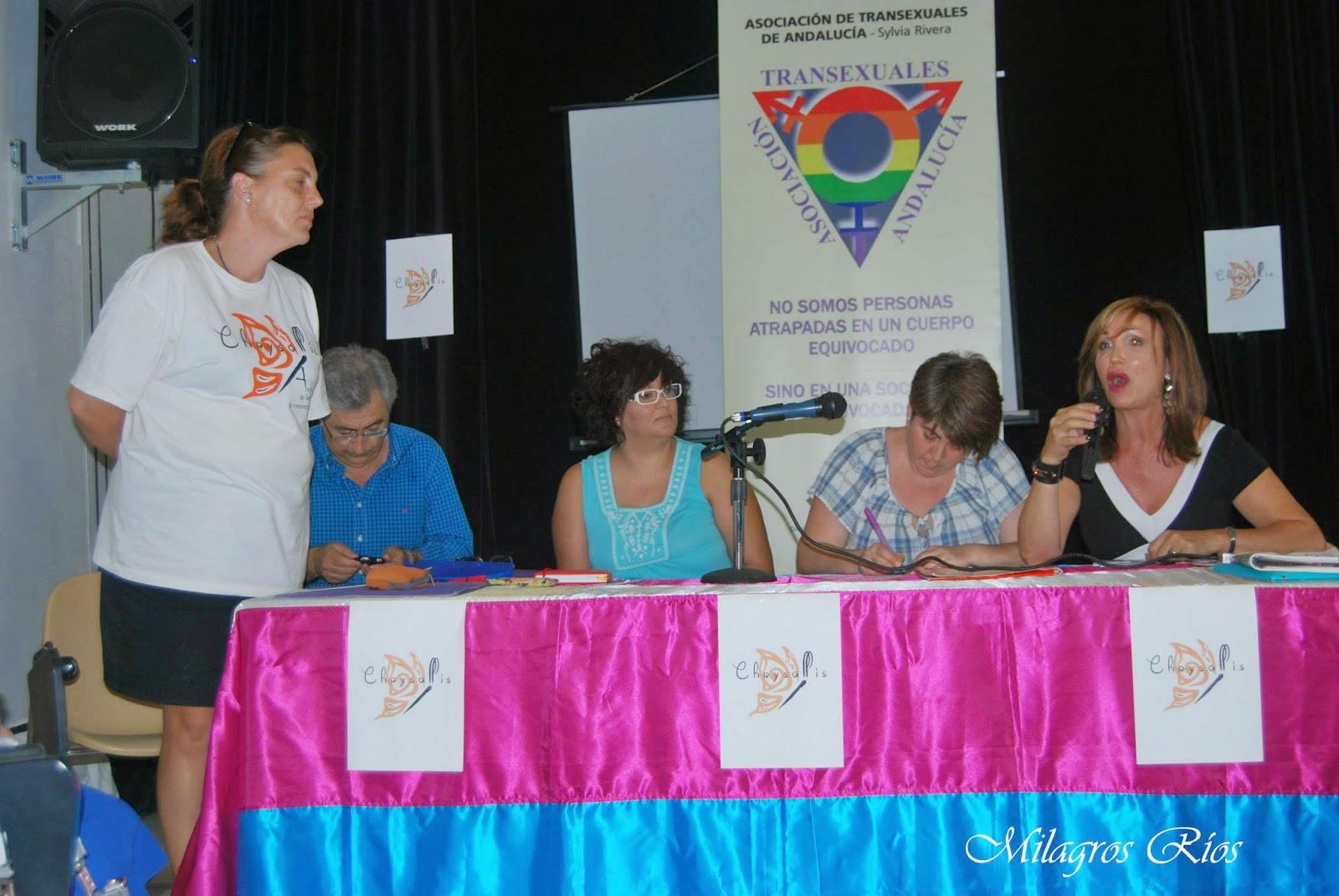 Encuentro Familias Menores Trans