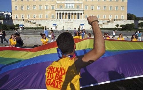 Homofobia-en-Grecia