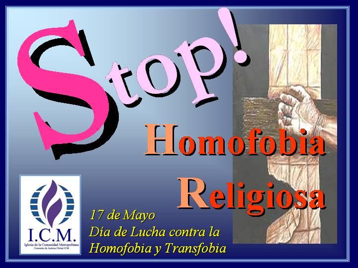 Stop Homofobia - ICM