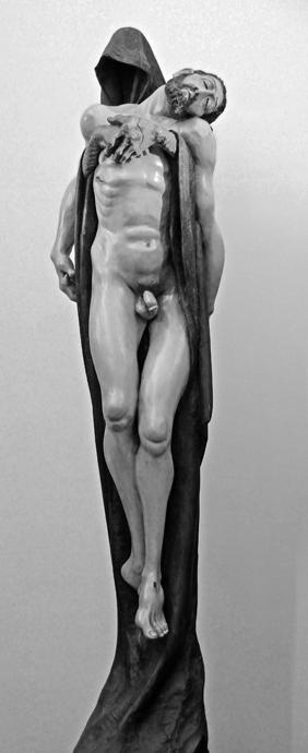 Valladolid-0020-Medina-del-Campo.Centro-Cultural-S.Vicente-Ferrer.-Cristo-en-brazos-de-la-Muerte-