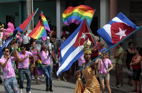 VI Jornada Cubana Contra L a  Homofobia en Ciego Ávila , Pasacalle Avileño