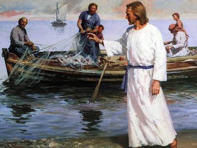 Jesús llamaJuan 1,35-42