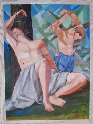 Matthew Shepard and Sebastian by Leveroni Cropped