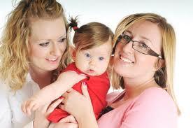 lesbianas madres