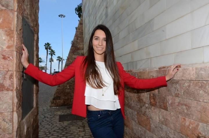 LOLA RODRIGUEZ CANDIDATA REINA CARNAVAL LAS PALMAS