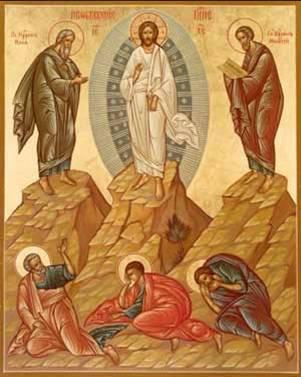 la transfiguracion
