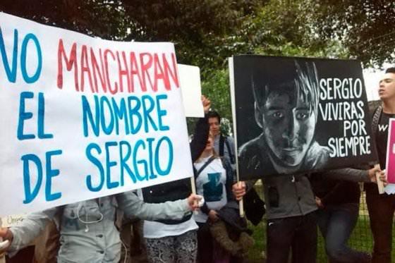 manifestacion_sergio_urrego