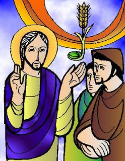 si el grano de trigo muere germina y da fruto