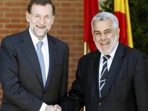 Benkirán y Rajoy