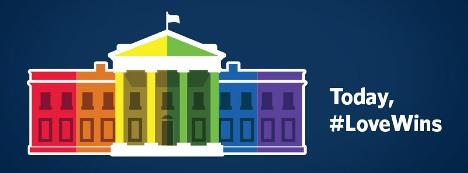 Twitter-Casa-Blanca-arcoíris