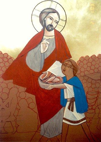 eucaristia+panes+y+peces