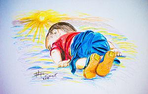 Arte_de_la_Muerte_de_Aylan_Kurdi