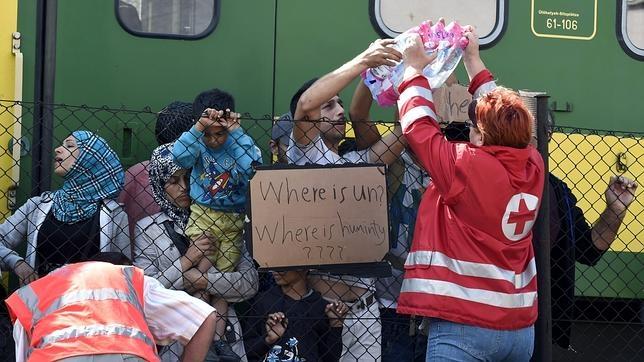 refugiados-en-hungria