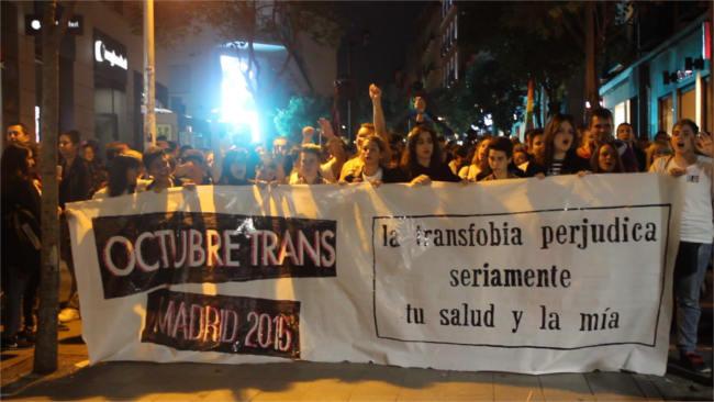 Manifestación_despatologización_transexualidad