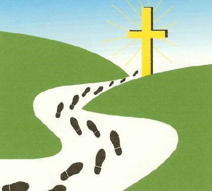 caminando hacia cristo
