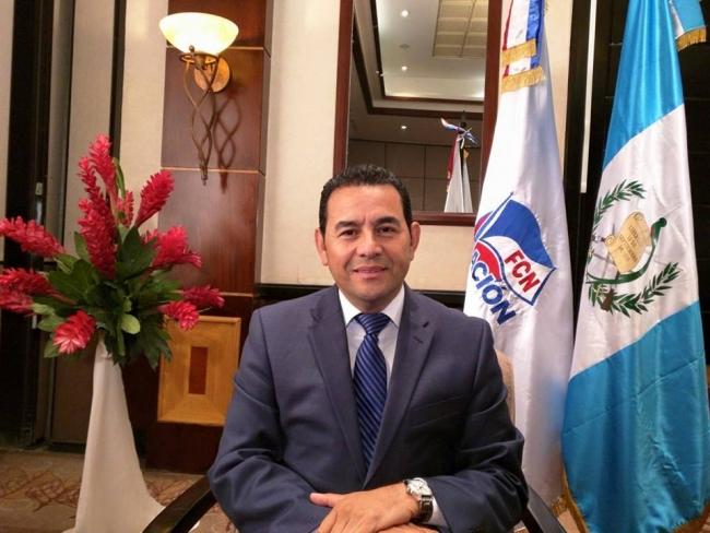 guatemala-president