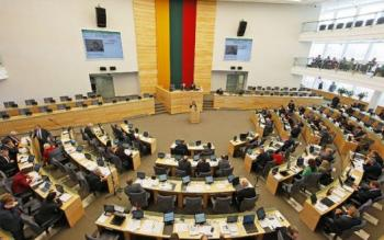 Litvanskiparlament