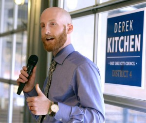 Derek Kitchen