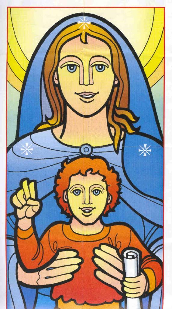 00-Maria, madre de Dios