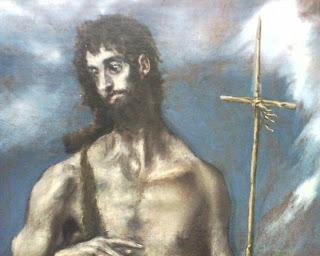 san juan bautista el greco