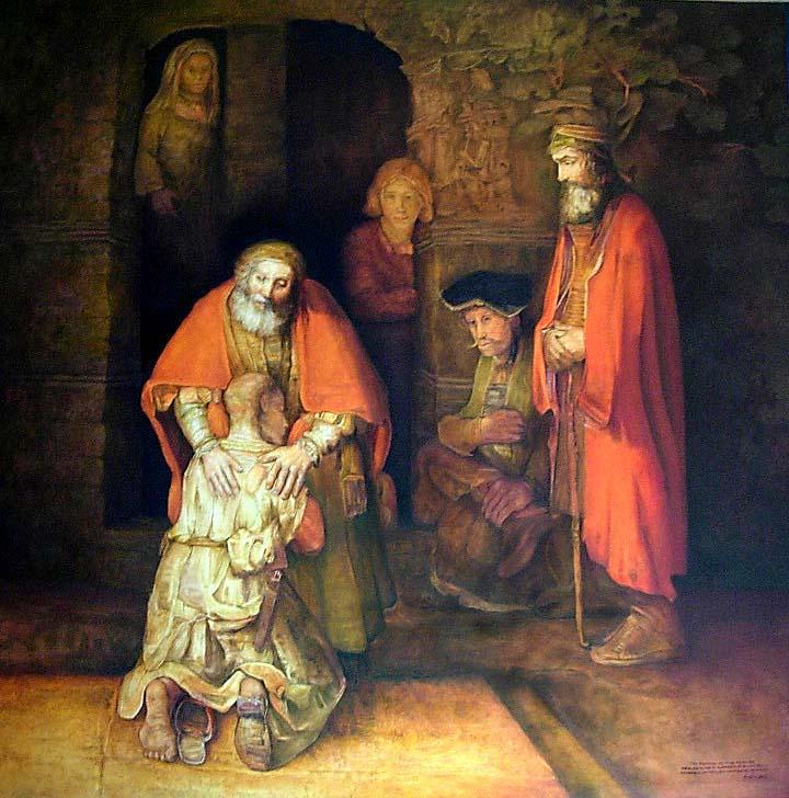 Resultado de imagen de hijo prodigo