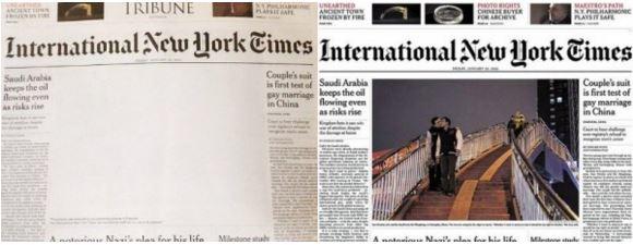 portada-NYT-Pakistán-censura