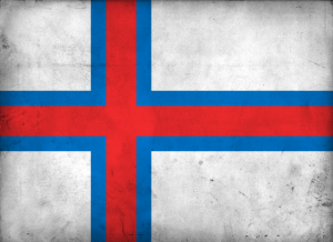 Grunge_Flag_of_Faroe_Islands_by_pnkrckr