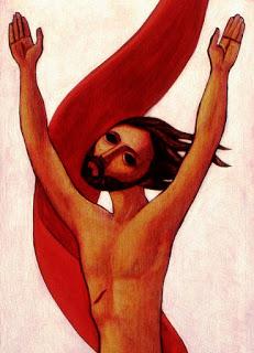 Jesus resucitado bendice RD