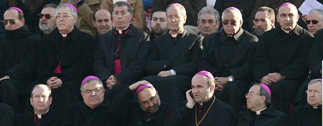 los-obispos-espanoles-con-el-papa